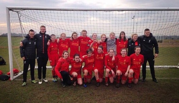 Reds U16s progress to FA Youth Cup semi-finals