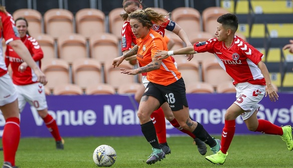 Report | Bees 1-2 Charlton Athletic Women
