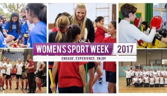 Women's Sport Week 2017