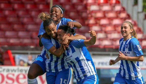 REPORT: ALBION 1 DONCASTER ROVERS BELLES 0
