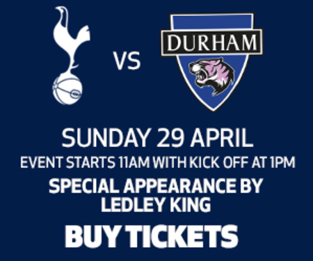 Ledley King 29 Apr