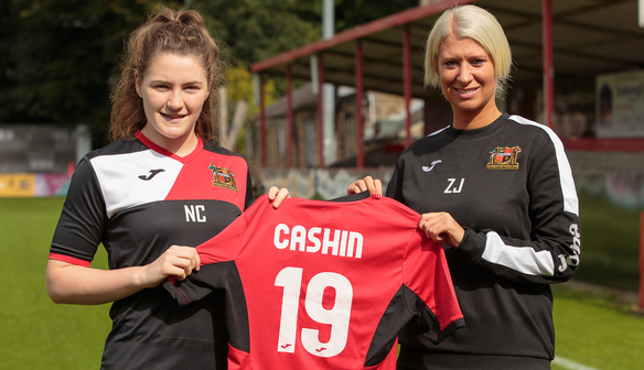 Sheffield FC Ladies Add Young Defender To Their Ranks