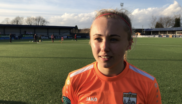 Reaction | Annabel Johnson after 3-0 cup defeat