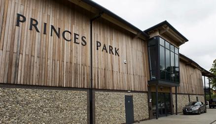 How to get to Princes Park
