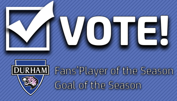 VOTE: Player & Goal of the Season