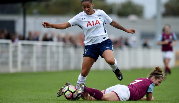Spurs spring surprise with cup victory over Bristol City