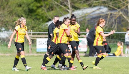Sheffield FC Ladies (H) - Photo by AW Images