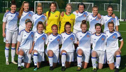 SAFC Ladies Development Team