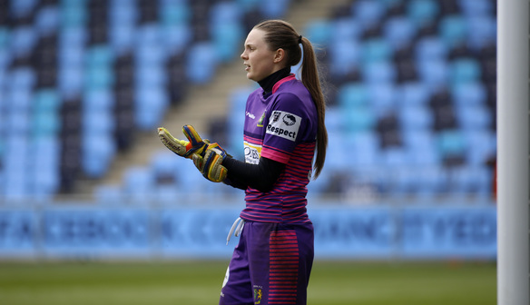 Walsh selected for England U23's