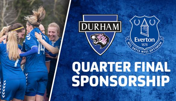 SPONSORSHIP: Sponsor Our Quarter Final!