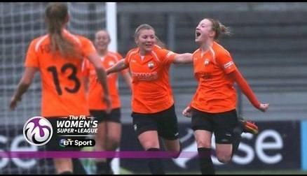 London Bees 3-4 Everton Ladies | Goals & Highlights