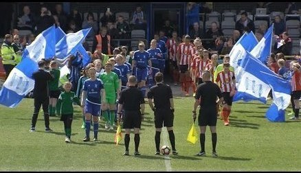 Birmingham City Ladies 0 Sunderland Ladies 0