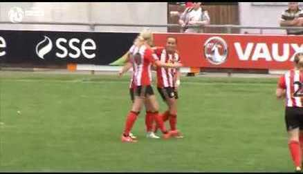 Yeovil 1 SAFC Ladies 2