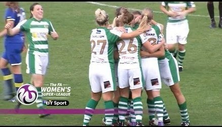 MATCH HIGHLIGHTS: Yeovil Town Ladies 1-0 Everton Ladies