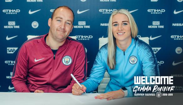 City sign Gemma Bonner