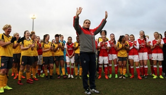 Arsenal Ladies 4-2 All Stars