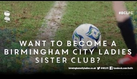 FEATURE VIDEO ON THE FA WSL SISTER CLUB PROGRAMME