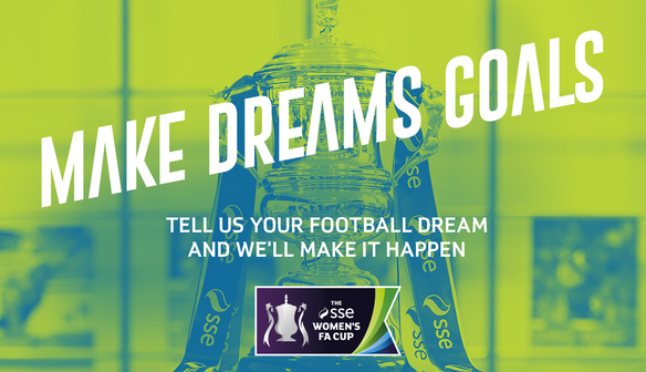 FA Launches 'Make Dreams Goals' Competition