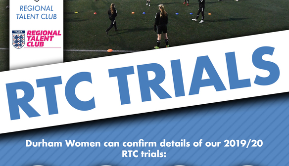 RTC: 2019/20 Trial Dates Confirmed