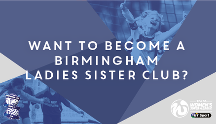 FA WSL SISTER CLUB BENEFITS