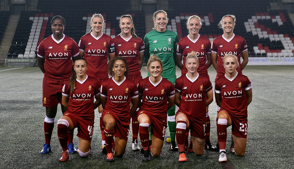 Report: Reds victorious over Everton Ladies in WSL opener