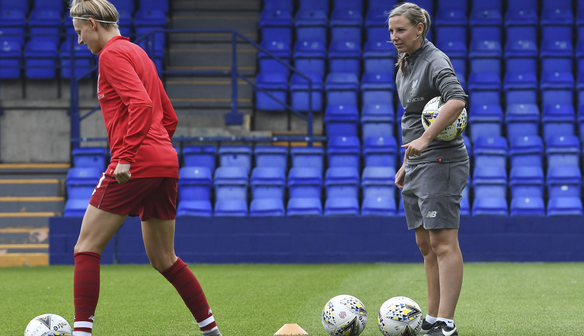 Vicky Jepson previews FAWSL clash with West Ham United