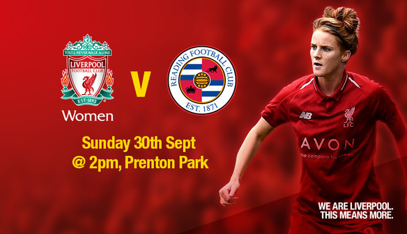First WSL home fixture to be played at Prenton Park