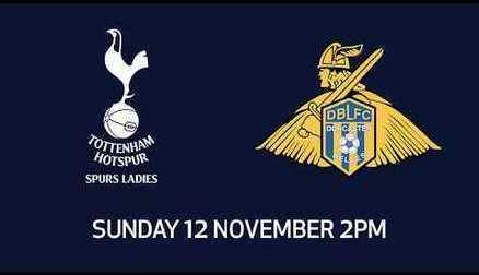 MATCHDAY PROMO | Tottenham Hotspur Ladies v Doncaster Rovers Belles