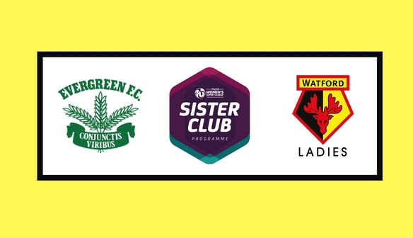 Evergreen Join As Sister Club