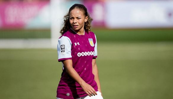 Oct 29 Doncaster Rovers Belles v Aston Villa Ladies FC