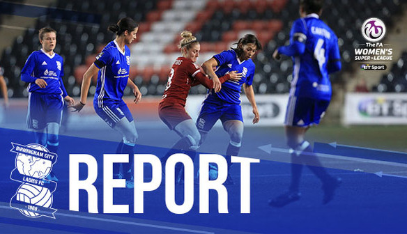 REPORT: Liverpool Ladies 1 Blues Ladies 0