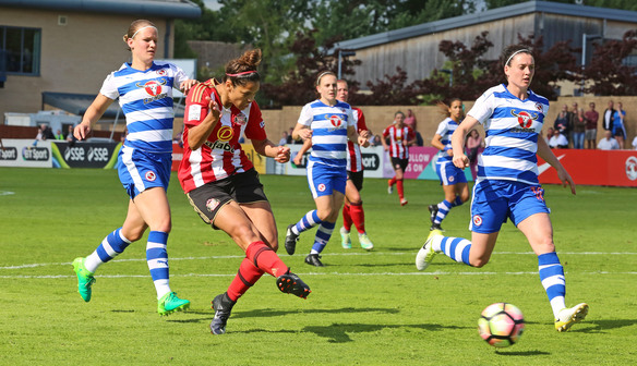 ​Sunderland Ladies 1-1 Reading Women