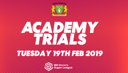 Academy trials