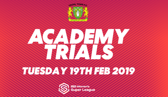 NEWS: Yeovil Town Ladies announce dual career academy trials