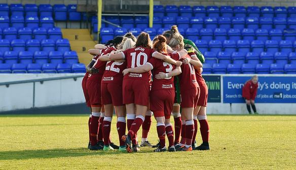 Reds announced as part of FA Women's Super League