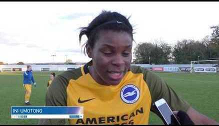 TOTTENHAM LADIES 1-4 ALBION WOMEN