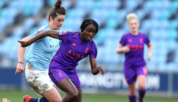 Match report - FA Cup heartbreak for Liverpool Women