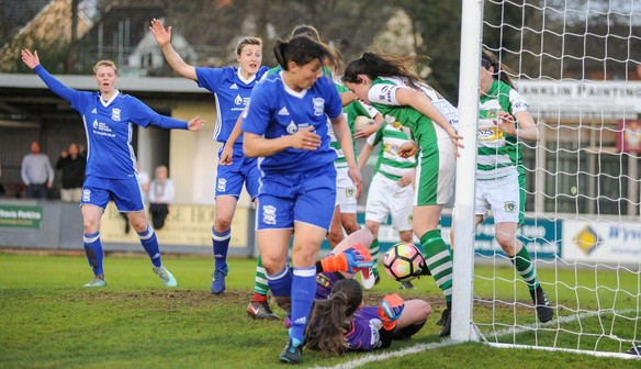 Yeovil Town Ladies pick up first point of season