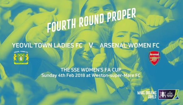 SSE FA Women's Cup v Arsenal