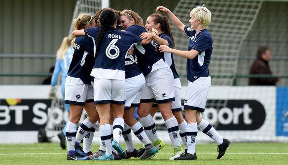 Nov 12 Millwall Lionesses 1 Oxford United Women 0