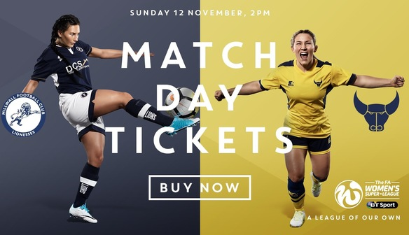 PREVIEW | Oxford United vs Millwall Lionesses