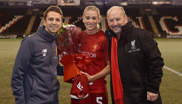 Photo gallery: Reds score six in Conti Cup victory over Sheffield