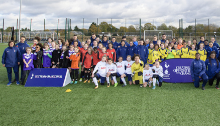 Book your place on our Soccer School