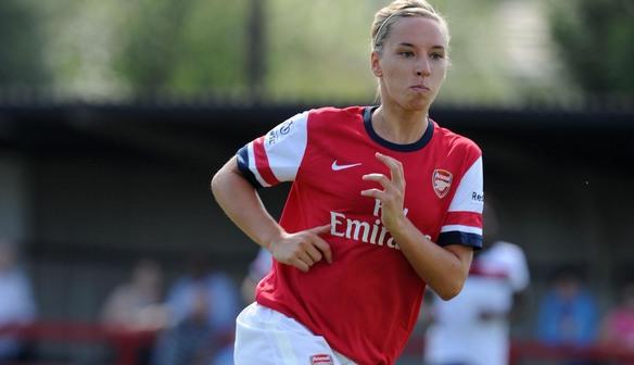 Jordan Nobbs of Arsenal Ladies
