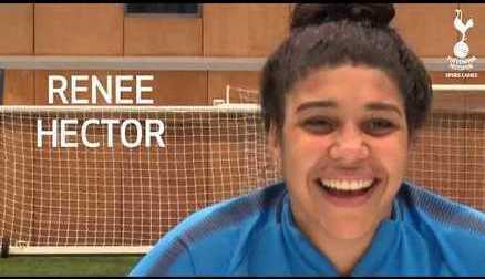 Get To Know... Renee Hector Part Two!