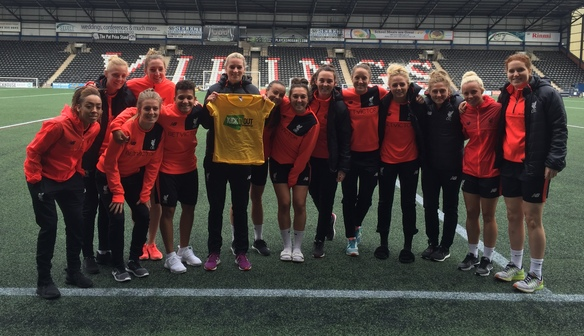 Reds dedicate Reading FC Women clash to Kick It Out (KIO)
