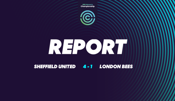 Report | Sheffield United Women 4-1 Bees