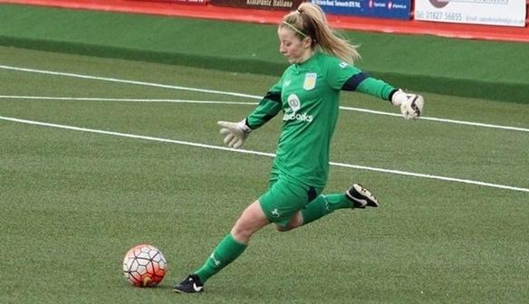 Chloe Beattie Aston Villa