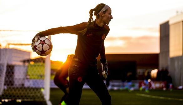 Bardsley proud of women's football progress