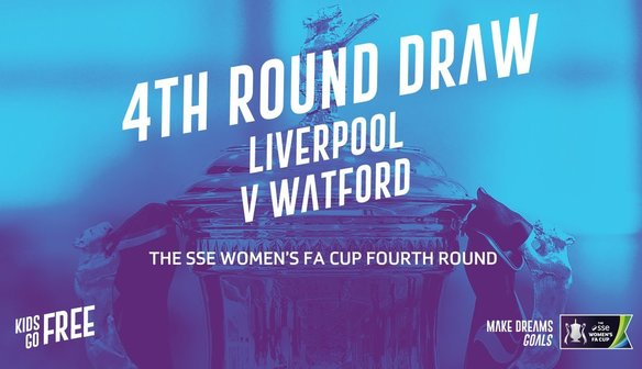 Liverpool Away in SSE Women's FA Cup